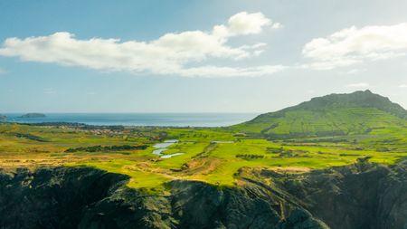 Porto Santo Golf Cover