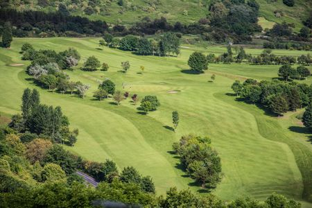 Burntisland Golf House Club Cover Picture