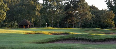 Luffenham Heath Golf Club Cover Picture