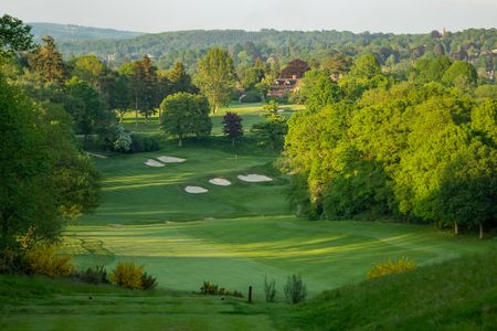 Tandridge Golf Club Cover Picture
