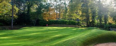 Camberley Heath Golf Club Cover Picture