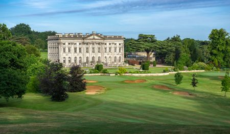 Moor Park Golf Club - The West Course Cover Picture