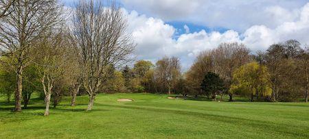 Aldenham Golf Club Cover