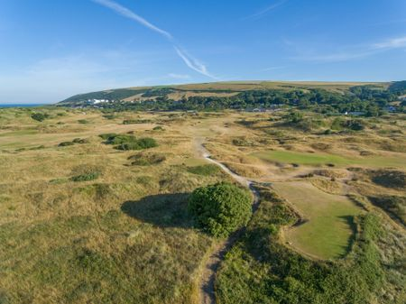 Saunton Golf Club - The East Course Cover Picture