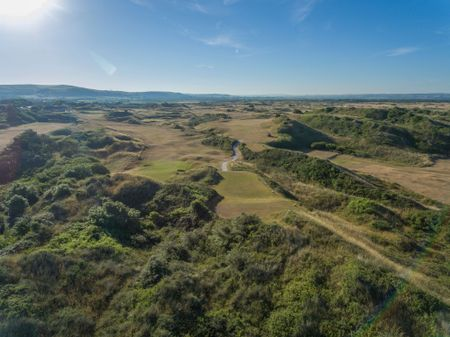 Saunton Golf Club - The West Course Cover Picture