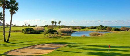 Real Novo Sancti Petri Golf - Centro Course  Cover Picture