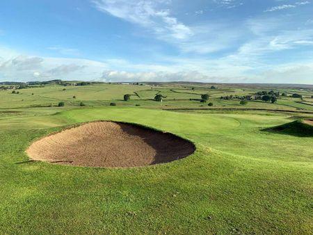 Baildon Golf Club Cover