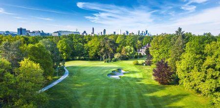 Frankfurter Golf Club Cover Picture