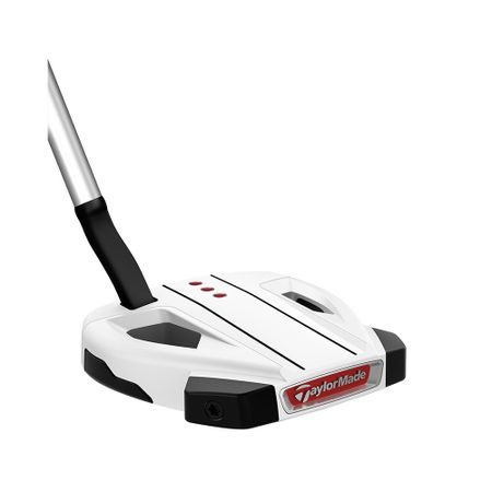 Putter Spider EX Ghost White Flow Neck TaylorMade Golf Picture