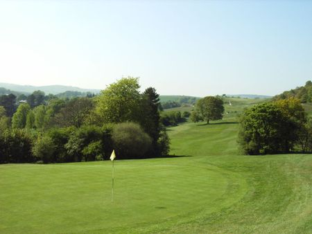 Bakewell Golf Club Cover Picture