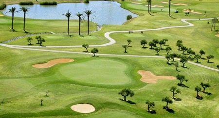 Villa Nueva Golf Resort Cover Picture