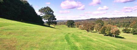 Beauchief Golf Club Cover
