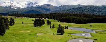Golf Club Cansiglio Cover Picture