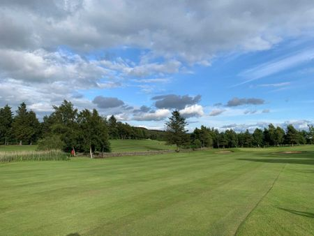Bellingham Golf Club Cover Picture