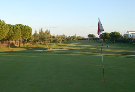 Las Minas Golf Cover Picture