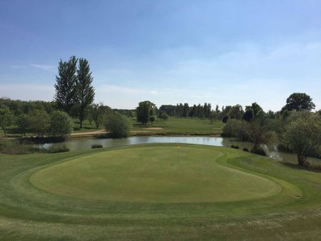 Belton Woods Golf Club - The Woods Course Cover Picture