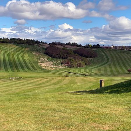 Glenrothes Golf Club Cover