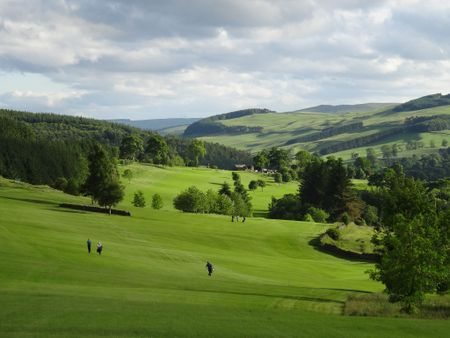 Galashiels Golf Club Cover Picture