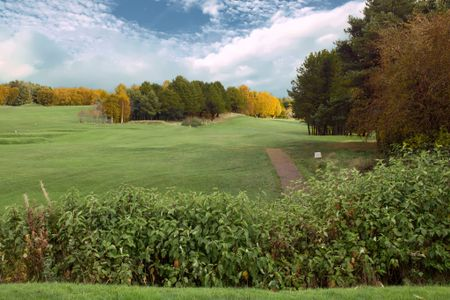 Sandyhills Golf Club Cover Picture