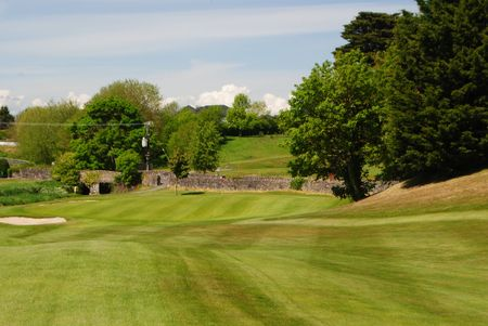 Ashbourne Golf Club Cover Picture