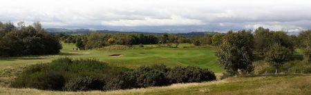 Ashbourne Golf Club Cover