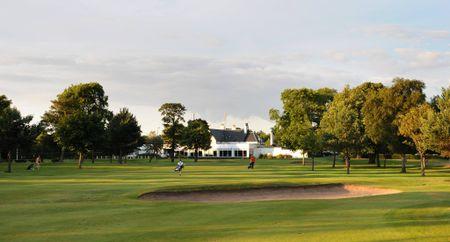 Haggs Castle Golf Club Cover Picture