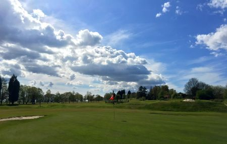 Bearsden Golf Club Cover Picture