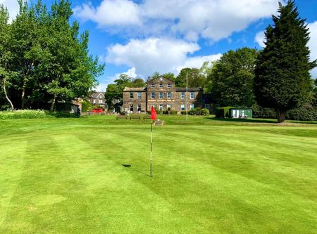 Bradford Moor Golf Club Cover Picture