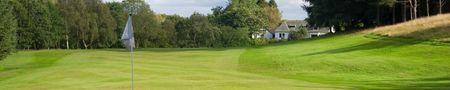 Milngavie Golf Club Cover