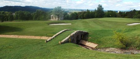 Kilsyth Lennox Golf Club Cover