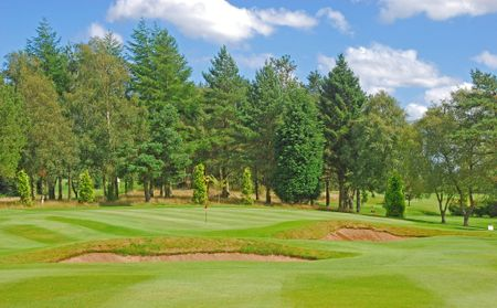 Hayston Golf Club Cover Picture