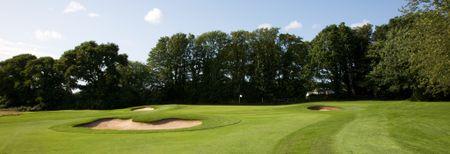Bromborough Golf Club Cover Picture
