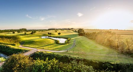 Burstwick Country Golf Cover Picture