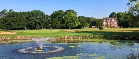 Bush Hill Park Golf Club Cover