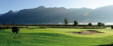 Golf Club Lana-Meran Gutshof Brandis Cover Picture