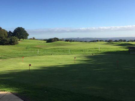 Calverley Golf Club Cover