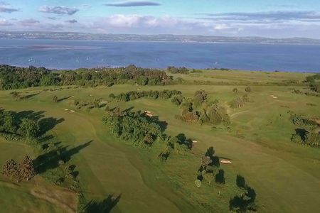 Caldy Golf Club Cover Picture
