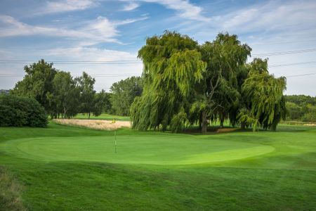 Canterbury Golf Club Cover Picture