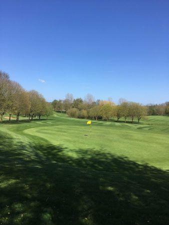 Cherwell Edge Golf Club Cover