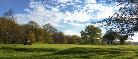 Chingford Golf Course Cover Picture