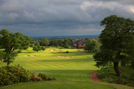 Carden Park Hotel - Cheshire's Country Estate - The Cheshire Course Cover