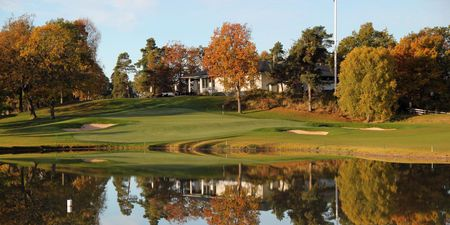 Royal Drottningholms Golf Club Cover Picture