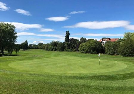 City of Newcastle Golf Club Cover Picture
