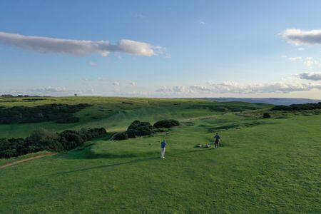 Cleeve Hill Golf Club Cover Picture