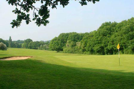 Colchester Golf Club Cover Picture