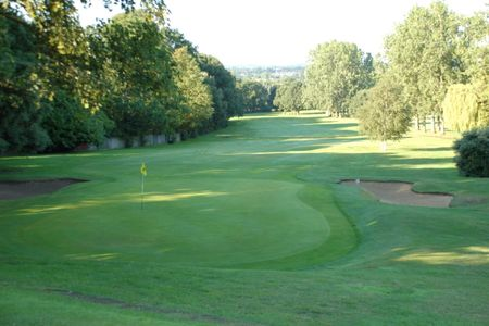 Coombe Wood Golf Club Cover