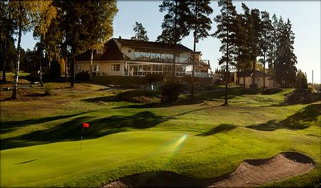 Kungsangen Golf Club - Queens Course  Cover Picture
