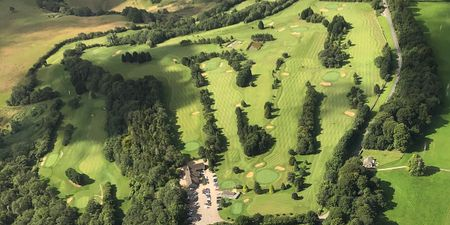 Cotswold Edge Golf Club Cover Picture
