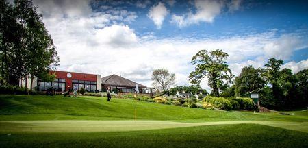 Crow Nest Park Golf Club Cover