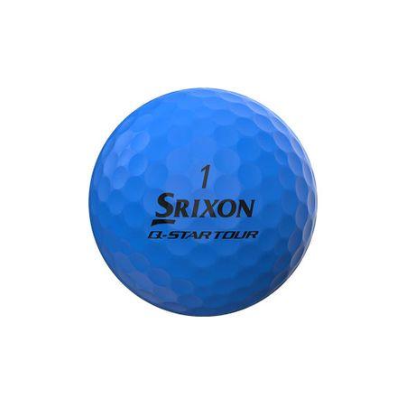 Ball Q-Star Tour Divide - Yellow/Blue Srixon Golf Picture